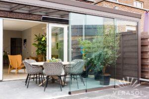 terrasoverkapping aluminium Verasol