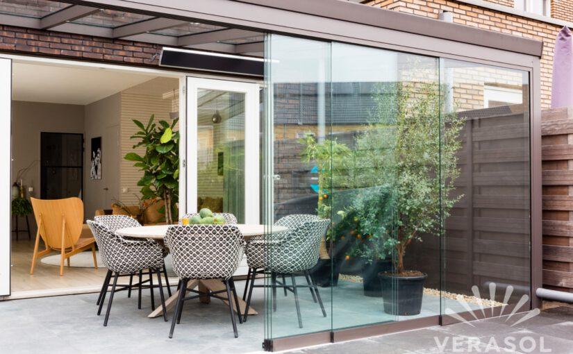 Een kwalitatieve terrasoverkapping